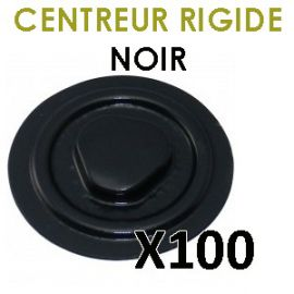 clip CD rigide noir