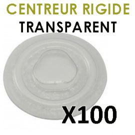clipCD rigide transparent
