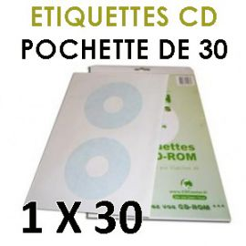 rond cd collant